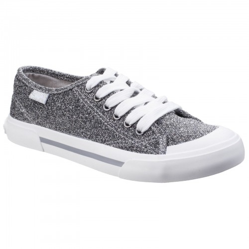 Rocket Dog Jumpin Disco Lace-up Trainer Trainers Flat D890253 KSMXQMD