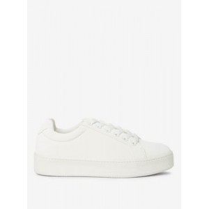Women Dorothy Perkins - White ivanka lace up trainers 33678_19159220 XPPUYWA