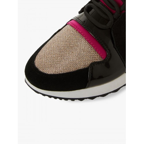 Women Dune Eavie Lace Up Trainers
