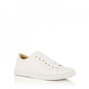 Women Oasis - White snake patched trainers 58605_06456602 WEUHDMX