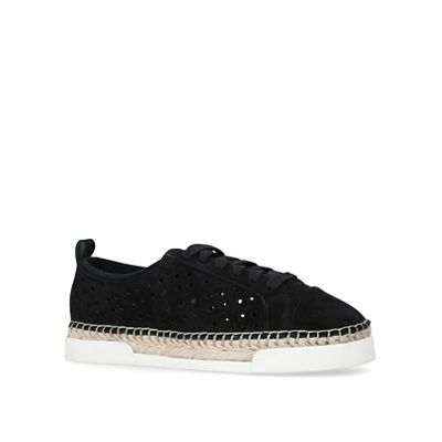 Women Vince Camuto - Black 'Theera' lace up trainers 58958 1606300219 VIATSOQ