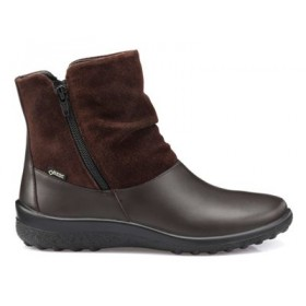 Women Hotter - Chocolate 'Whisper GTX' ankle boots 64793_WHSPGS88 VGPXUUU