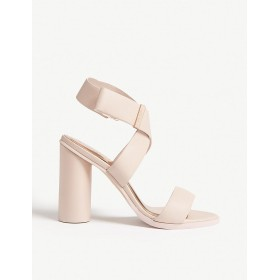 TED BAKER Women Meila leather strappy sandals Buckle fastening LVQQEHP