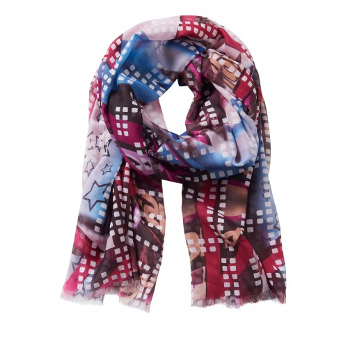 Betty Barclay Betty & Co Scarf Day Scarves Printed D926871 FGMVRSV