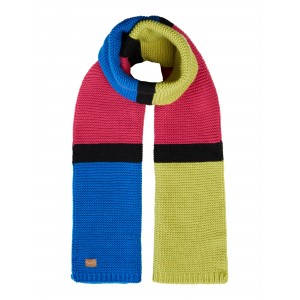 Pepe Jeans Pepe Feli Knit Scarf Knitted Scarves Striped D861111 XFTWHSZ
