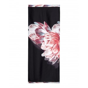 Ted Baker Phoeebe Tranquility Cape Silk Scarf Silk Scarves Printed D919492 XMHTCJD