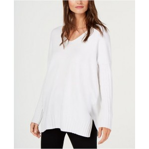 French Connection Women Ribbed V-Neck Sweater 6855501 UGVQVLG