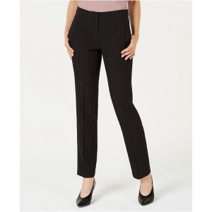 Bar III Women Pinstriped Trousers 6653402 PPVWTKW